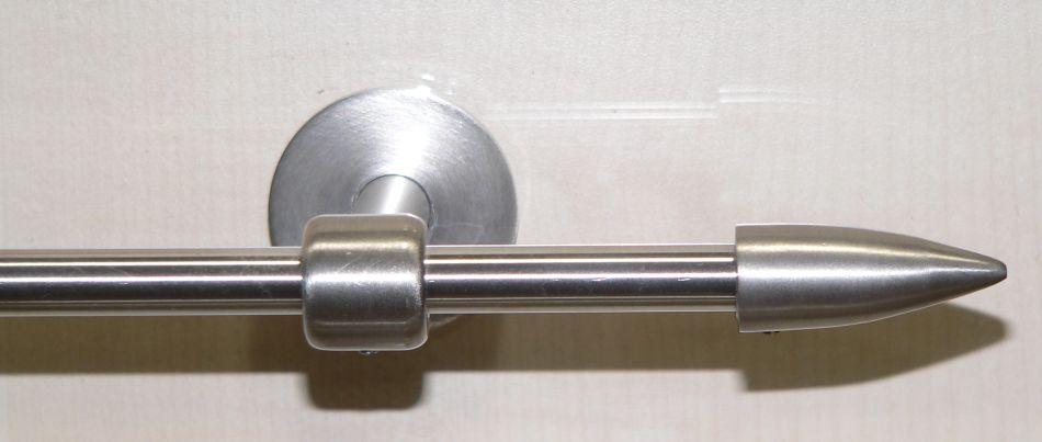 Gardinenstangenhalter Edelstahl messing stilgarnituren edelstahl gardinenstangen kunststoff